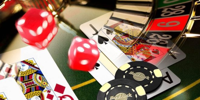 Nine DIY Casino Suggestions You Might have Missed