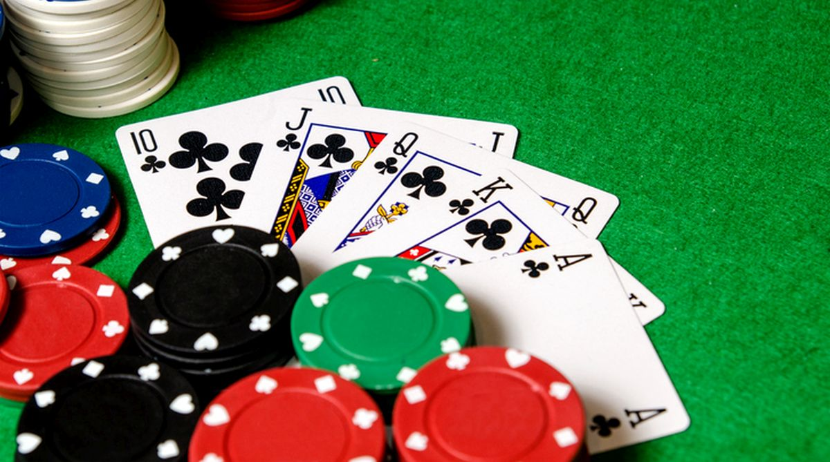 Six Short Stories You Did not Learn about Casino