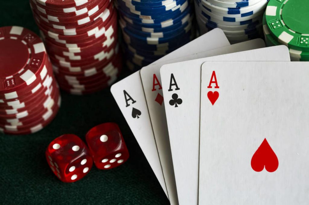 The Definitive Guide To Gambling